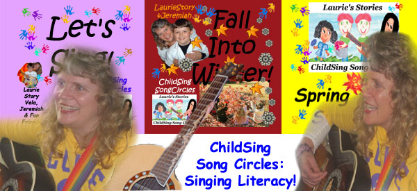ChildSing with LaurieStory