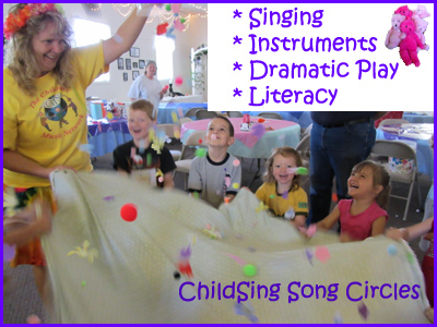 ChildSing Song Circles